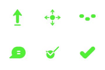 Basic Interface Icon Pack