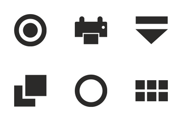 Basic Items  Icon Pack