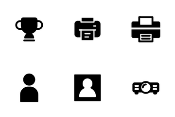 Basic Materials Icon Pack