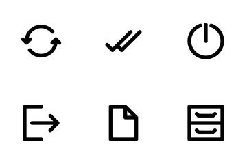Basic UI Icon Pack