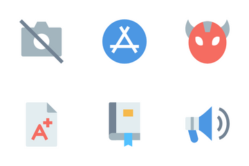 Basic Ui Elements Icon Pack