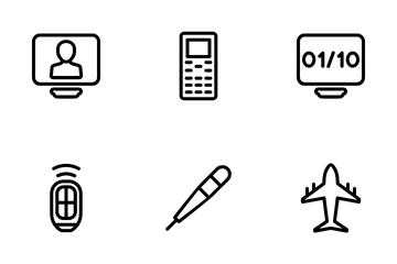 Basic Ui Set 4 Icon Pack