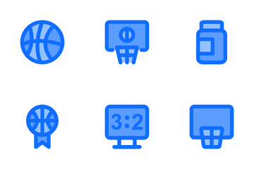 Basketball Icon Pack