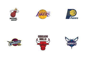 Basketball Logo Icon Pack