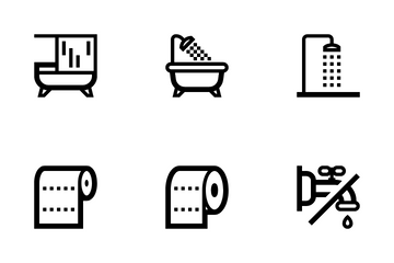 Restroom Icon Pack
