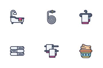 Bathroom Icon Pack