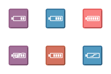 Battery Vol 1 Icon Pack