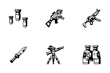 Battlefield Icon Pack
