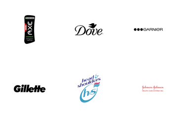 Beauty And Cosmetics Logos Icon Pack