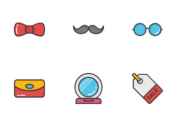 Beauty And Fashion 1 Icon Pack