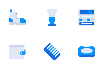 Beauty And Fashion Icon Pack