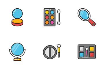 Beauty And Fashion 2 Icon Pack