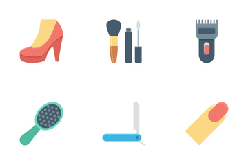 Beauty And Spa Icon Pack