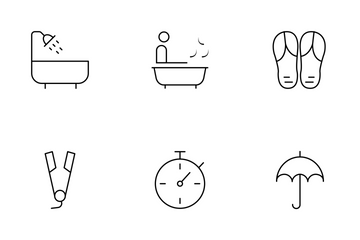 Beauty And Spa Vol 3 Icon Pack