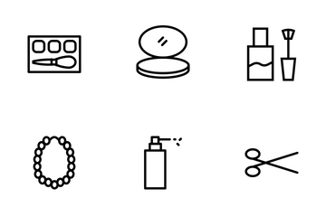 Beauty And Spa Vol 4 Icon Pack