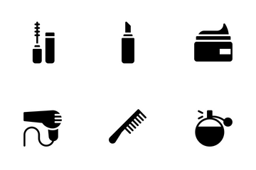Beauty Care Icon Pack