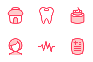 Beauty Clinic Icon Pack
