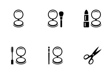 Beauty & Cosmestics Icon Pack