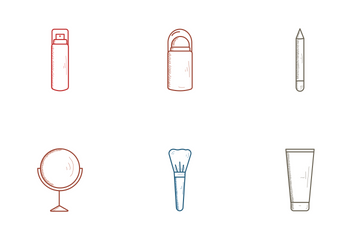 Beauty & Fashion Vol 1 Icon Pack