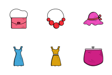 Beauty & Fashion Vol 2 Icon Pack