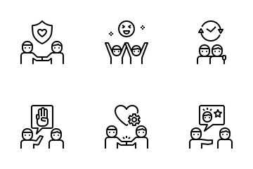 Best Friend Forever Icon Pack