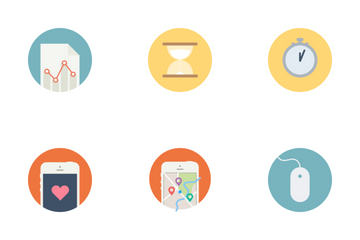 Big Flat Icons Icon Pack