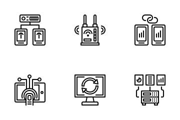Bigdata Icon Pack