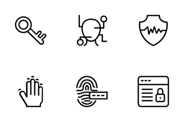 Bio Metrics Icon Pack