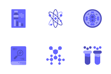 Biochemistry Icon Pack