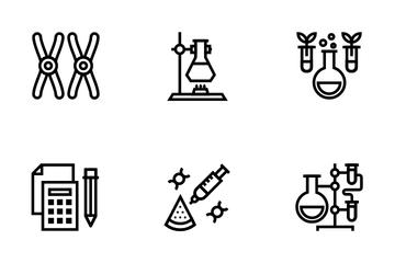 Biochemistry And Genetics Icon Pack