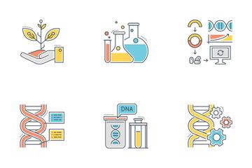 Bioengineering Icon Pack