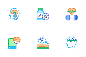 Biohacking Icon Pack
