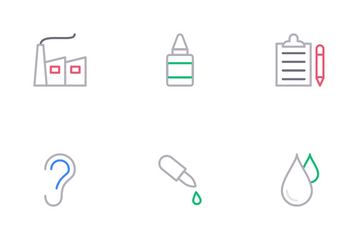 Biology Icon Pack