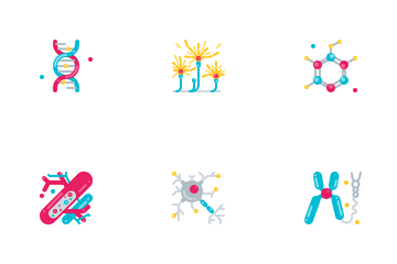 Biomedical Science Icon Pack