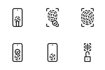 Biometric Icon Pack