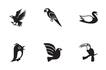 Bird Icon Pack