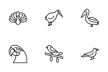 Bird's Icon Pack