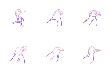 Birds Icon Pack