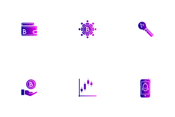 Bitcoin  Icon Pack