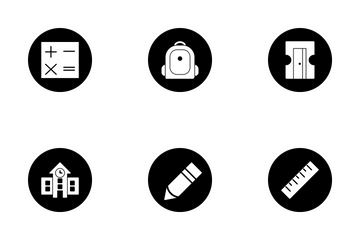 Black Icon Pack