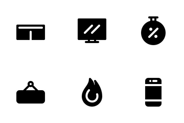 Black Friday Icon Pack