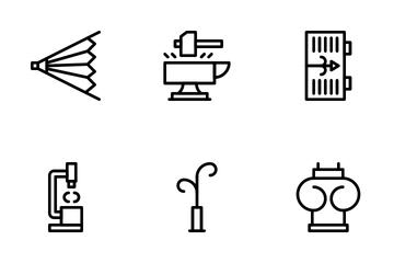 Blacksmith Icon Pack