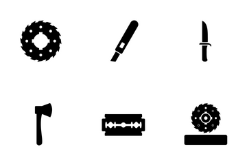 Blade  Icon Pack