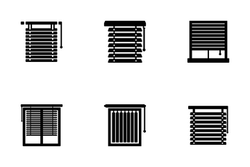 Blinds Icon Pack