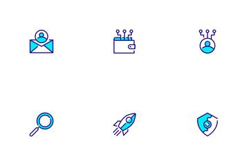 Blockchain Icon Pack