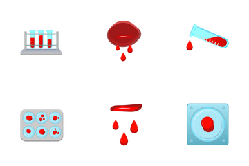 Blood  Icon Pack
