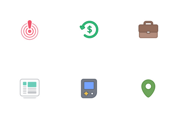 Bloomies: Interface Icon Pack
