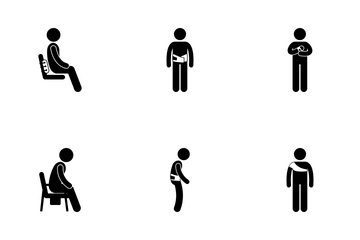 Body Aches Icon Pack