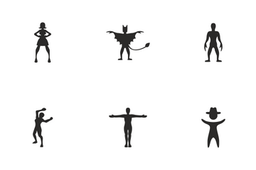 Body And Figure  Icon Pack