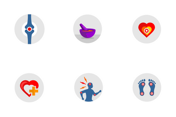 Body Pain  Icon Pack
